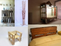 Pallets Muebles II mas ideas para decorar!!!!!